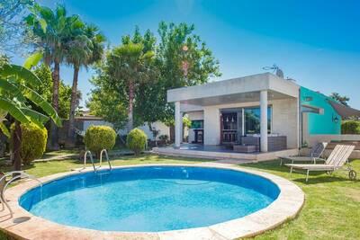 Villa de charme à Marratxí avec piscine