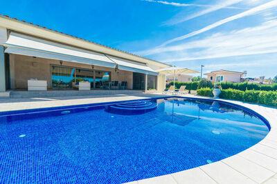 Fabuleuse villa à Marratxí avec grande piscine