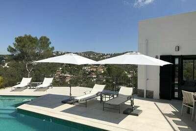Villa de luxe à Olivella avec piscine privée