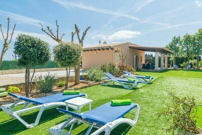 Villa spacieuse à Muro avec piscine