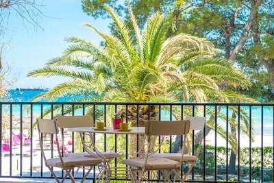 Superbe appartement de vacances avec vue sur mer à Alcúdia