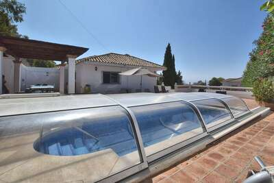 Villa de luxe à Benalmádena avec piscine privée