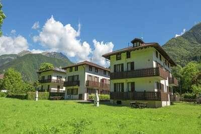 Magnifique appartement près de Pieve di Ledro avec terrasse