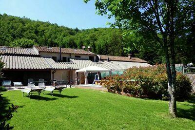 Bel appartement dans les collines de Pistoia