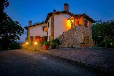 Villa Crete Senesi, Location Villa à Asciano - Photo 1 / 16