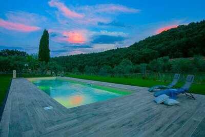 Villa Crete Senesi, Location Villa à Asciano - Photo 6 / 16