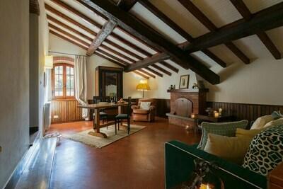 Villa Crete Senesi, Location Villa à Asciano - Photo 7 / 16