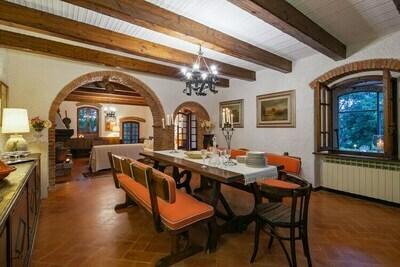 Villa Crete Senesi, Location Villa à Asciano - Photo 9 / 16