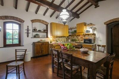 Villa Crete Senesi, Location Villa à Asciano - Photo 11 / 16