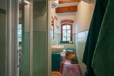 Villa Crete Senesi, Location Villa à Asciano - Photo 15 / 16