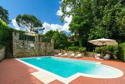 Villa luxueuse avec piscine à Orciatico