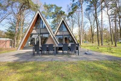 Charmante maison de vacances à Stramproy, terrasse privée