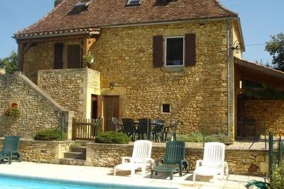 maison en Dordogne, Location Maison à Besse - Photo 1 / 23