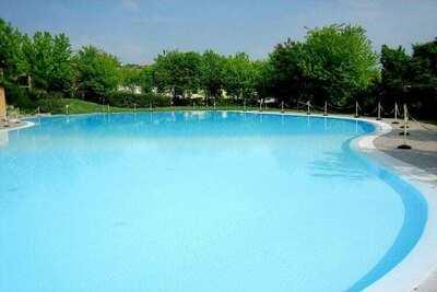Maison de vacances avec piscine à Polpenazze del Garda