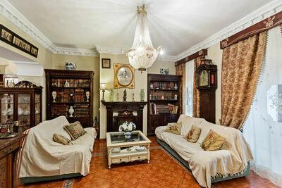 Maison de vacances intemporelle à Membrio avec piscine