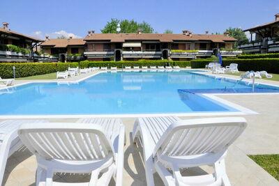 Maison de vacances à Lazise avec piscine commune