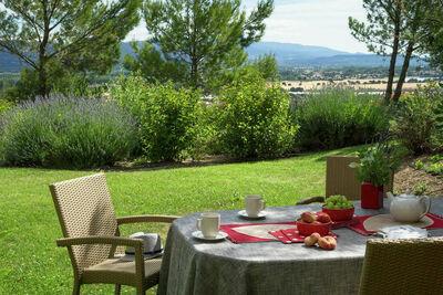 Maison de vacances dans un authentique village provençal
