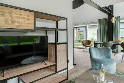 Logement de luxe 6 pers avec sauna et douche solaire, situé sur l'île de Texel