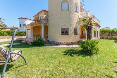 Maison de vacances idyllique à St Pere Pescador, avec BBQ