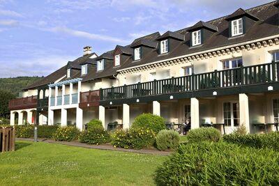 Appartement coloré au bord de la Dordogne