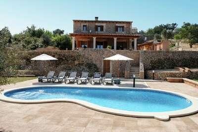 Magnifique demeure à Marratxí avec piscine privée