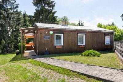 Petite maison de vacances indépendante dans le Harz, avec un grand jardin et une grande terrasse