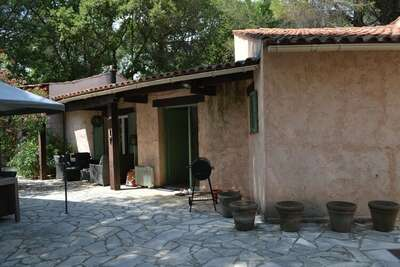 Maison de vacances à Fayence avec piscine priv