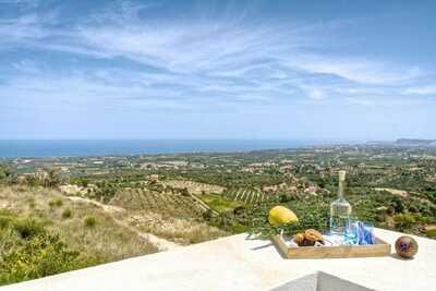 Villa Ikaros, Location Villa à Agia Triada - Photo 1 / 54