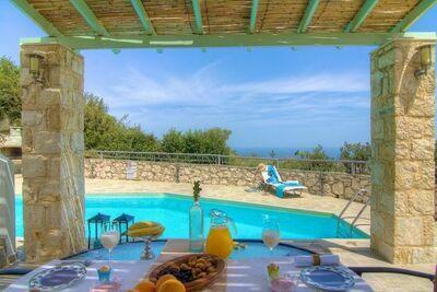 Villa Ikaros, Location Villa à Agia Triada - Photo 4 / 54