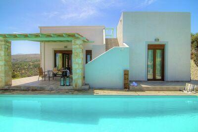 Villa Ikaros, Location Villa à Agia Triada - Photo 5 / 54