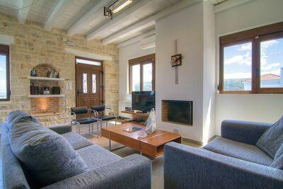Villa Ikaros, Location Villa à Agia Triada - Photo 16 / 54