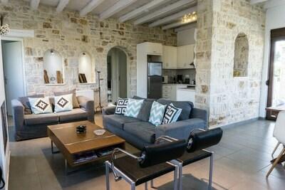 Villa Ikaros, Location Villa à Agia Triada - Photo 20 / 54