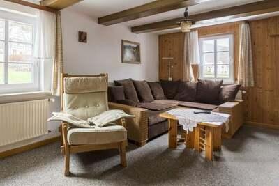 Maison de vacances confortable à Schmallenberg avec jardin