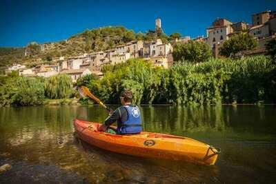 Au bord de L'Orb, Location Villa à Roquebrun - Photo 32 / 42