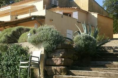 Villa de charme à Grimaud avec piscine privée