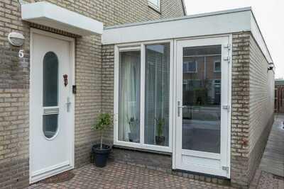 Appartement situé au calme, à la périphérie de Domburg