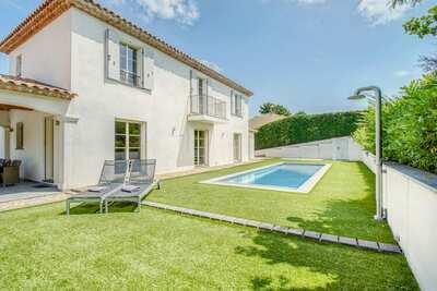 Villa confortable au Plan-de-la-tour avec piscine privée