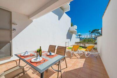 BAHIA BLANCA - Appartement pour 3 personnes à Puerto de Alcúdia.