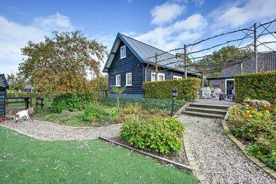 Maison de vacances paisible avec jardin privé à Overberg