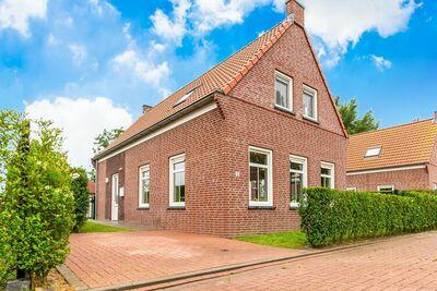 Maison de vacances pittoresque à Breskens avec Graden