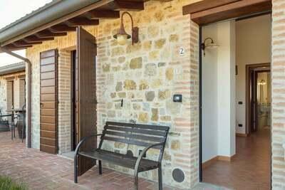 Maison de vacances haut de gamme à Marsciano avec piscine