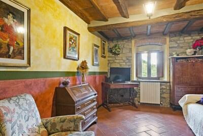 Casa Rebecca, Location Villa à Figline e Incisa Valdarno - Photo 10 / 38