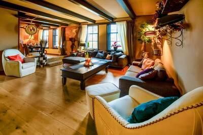 Ferme somptueuse à Egmond aan den Hoef avec sauna