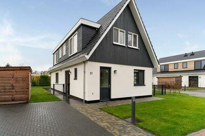 Belle villa près du Koog sur l'île Wadden de Texel