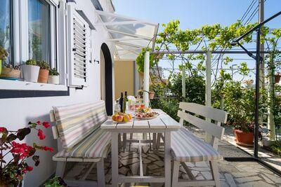 Maison de vacances esthétique à Plano avec terrasse privée