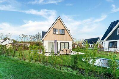 Villa de luxe meublée avec sauna infrarouge et bain à remous,  du Koog on Texel