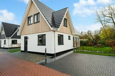 Belle villa avec cheminée décorative  près du Koog sur l'île Wadden de Texel