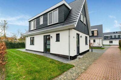 Villa de luxe avec sauna, bain à remous et douche solaire près du Koog,  Texel
