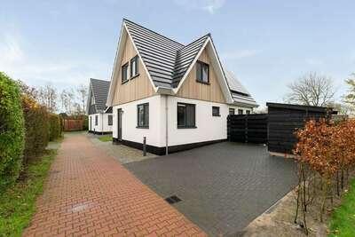 Villa de luxe avec bain à remous et douche solaire près du Koog,  Texel