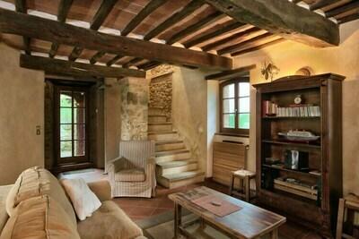 Fienile, Location Gite à Lucignano - Photo 12 / 39